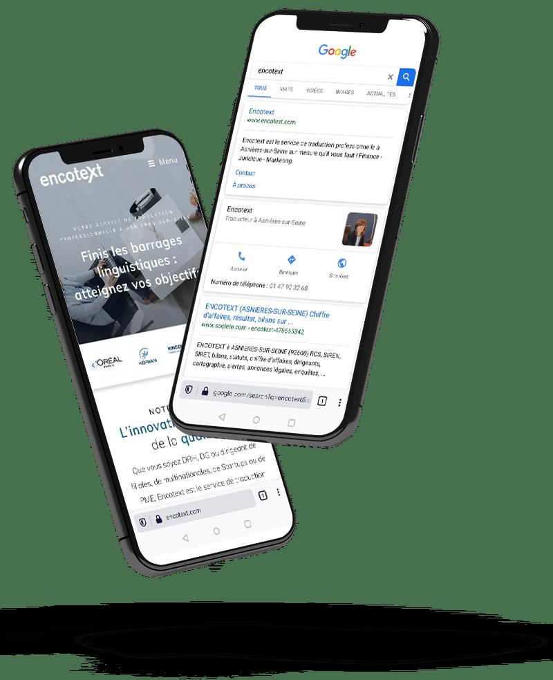 encotext iphone