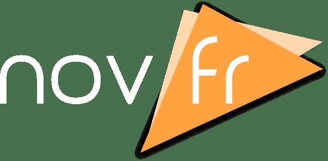 logo novfr white